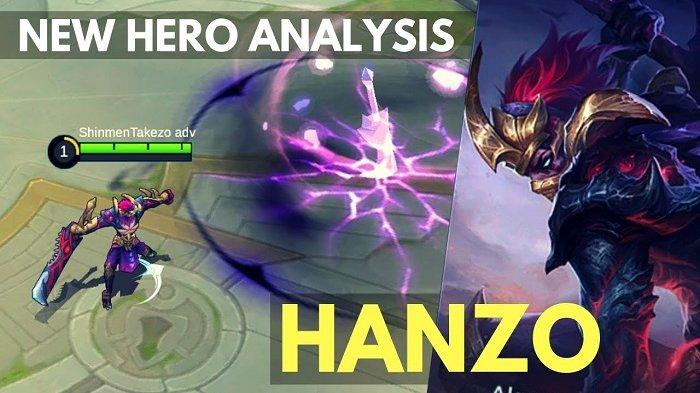 Hanzo Mobile Legends Jadi Pilihan Push Rank Saat Ini, Apa Kelebihannya ?