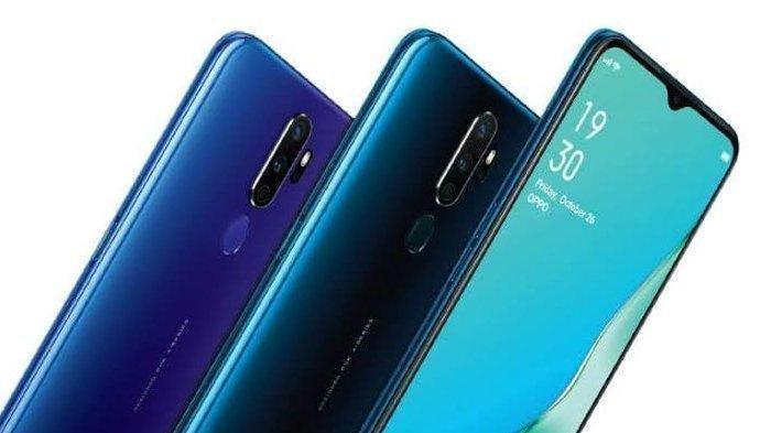 Daftar Lengkap Harga HP OPPO November 2019, 4 Series Ponsel Andalan Ditawarkan Mulai Rp 2 juta