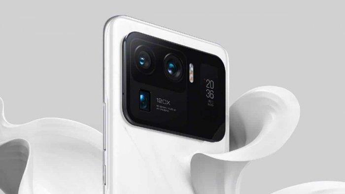 Harga Xiaomi Mi 11 Ultra, Seri Terbaik Xiaomi Dibanderol Rp 17 Jutaan