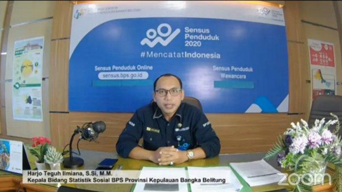 Metode Distribusi Pengeluaran Digunakan untuk Menghitung Ketimpangan Masyarakat Bangka Belitung