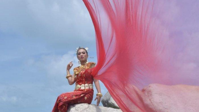 Puluhan Photografer Lokal Hunting Akbar Angkat Kearifan Lokal Kain Cual Belitong