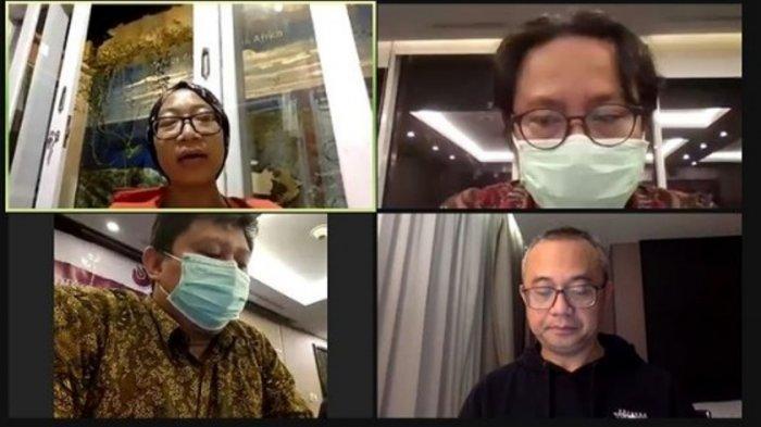 Sasmito Madrim dan Ika Ningtyas Terpilih dalam Kongres Virtual Aliansi Jurnalis Independen Indonesia