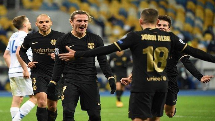 Hasil Liga Champions: MU Menang 4-1, Barcelona Pesta Gol, Juventus Menang Dramatis