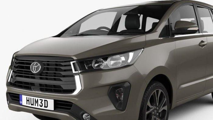 Innova Facelift Didiskon Belasan Juta Rupiah, Ini Bedanya dengan Innova Lama
