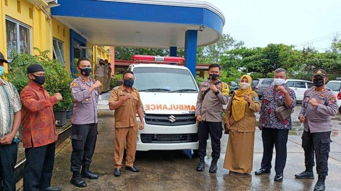 Juara Umum Lomba Kampung Tegap Mandiri, Desa Lubuk Besar Raih Hadiah Satu Unit Mobil Ambulans