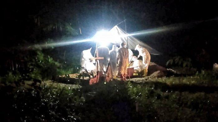 UPDATE : 1 Meninggal, 19 Terkofirmasi Positif Covid-19 di Kabupaten Bangka Hari Ini