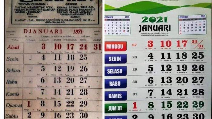 Inilah Daftar Kejadian yang Terjadi Tahun 1971 yang Tahunnya Sama dengan Tahun 2021