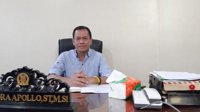 Meski Perda RZWP3K Bangka Belitung Telah Disahkan, Fraksi Golkar DPRD Tetap Menolak