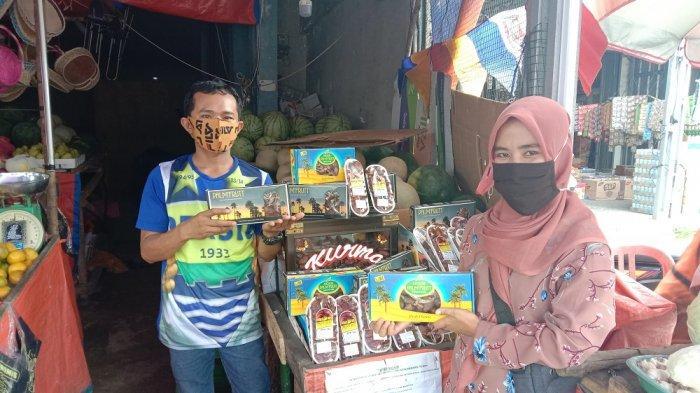 Penjual Kurma di Pangkalpinang Rasakan Penurunan Omzet pada Puasa Kali Ini Hingga 60 Persen
