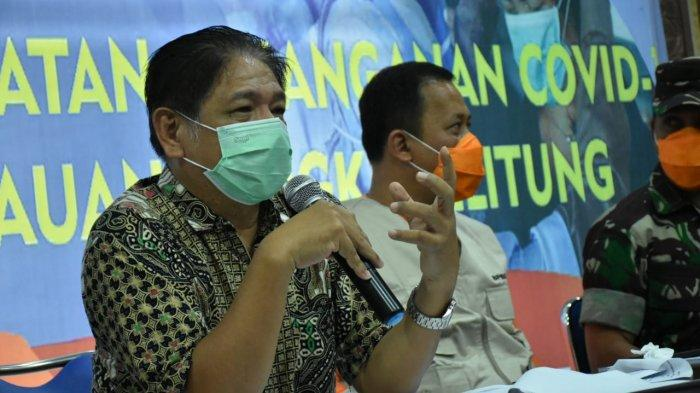 Konsumsi Obat Herbal Boleh Saja, Kadiskes Bangka Belitung Ingatkan Warga Patuhi Pratokol Kesehatan
