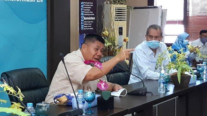 Komoditi Udang Bisa Kalahkan Timah,Hidayat Arsani Sebut Pembukaan Tambak Udang Baru Capai 400 Hektar