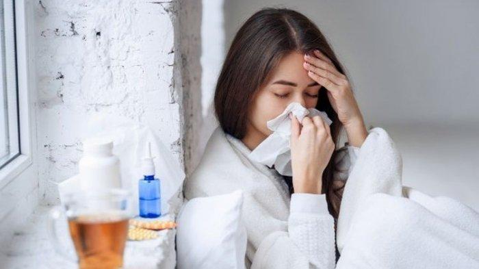 Terkena Flu? Coba Atasi Dengan 8 Cara Ini