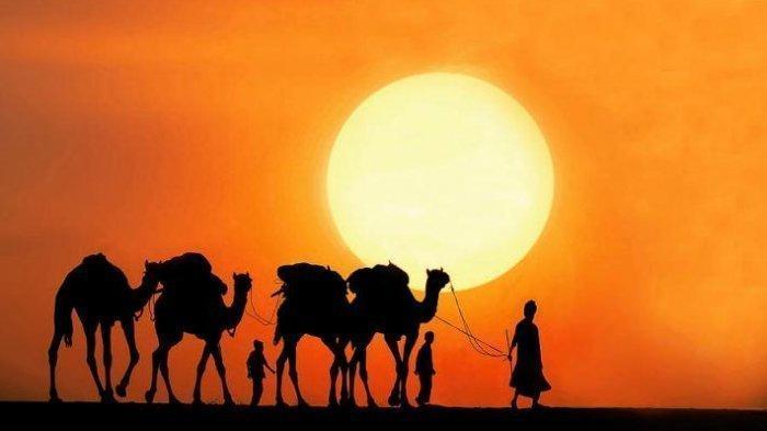 Muharram 1441 H Tahun Baru Islam 1 September 2019, Sejarah Rasulullah Hijrah dari Mekah ke Madinah