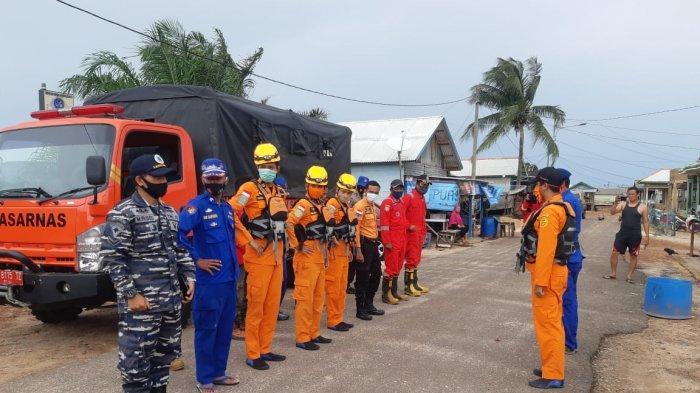 Pencarian Nelayan Cumi yang Hilang Akan Dilanjutkan Esok Hari
