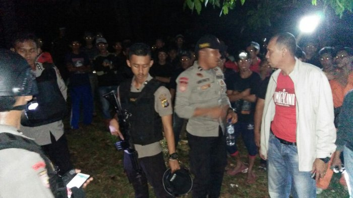 Heboh Orang Hilang di Bukit Pao, Polisi Terjunkan Anjing Pelacak, Ternyata Ali Sedang Tidur Nyenyak
