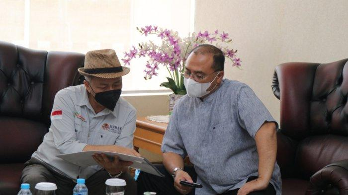 Gubernur Erzaldi Ajak Masyarakat Untuk Turut Menjaga Kelestarian Hutan Lindung