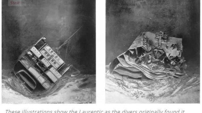 Meski Sudah Tenggelam Satu Abad Lalu Kapal Perang ini Terus Diburu, Ternyata Ini Penyebabnya
