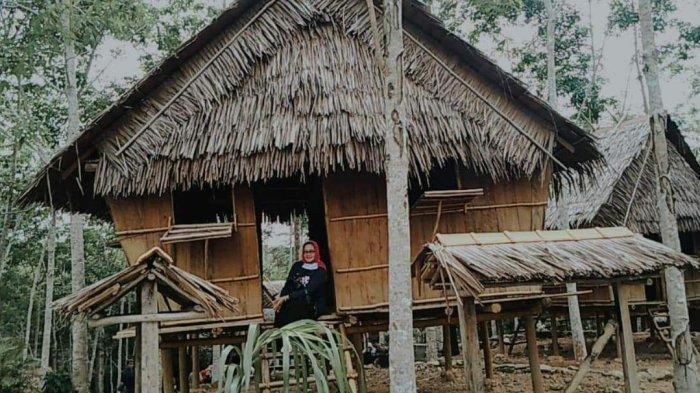 Homestay di destinasi wisata budaya Kampoeng Tige Urang.