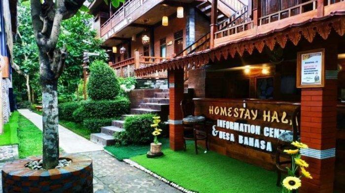 Lokasi 7 Hotel Murah di Kawasan Candi Borobudur Magelang Jawa Tengah