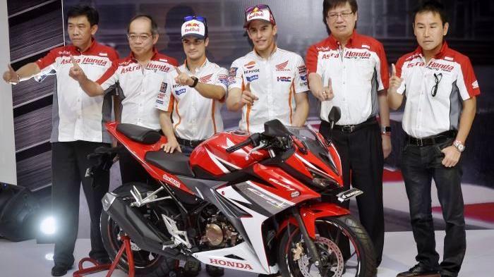 Adu Geber Honda All New CBR150R Lebih Irit