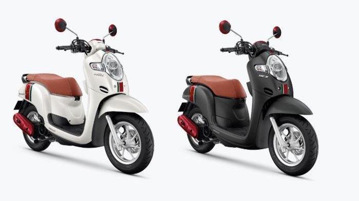 WAJAH BARU Honda Scoopy Versi 2020 Tapi Bukan untuk Indonesia