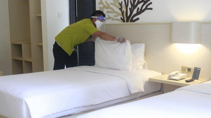 Imbas Pandemi Covid 19 Pelaku Usaha Hotel dan Restoran di Bangka Barat Kecipratan Dana Hibah