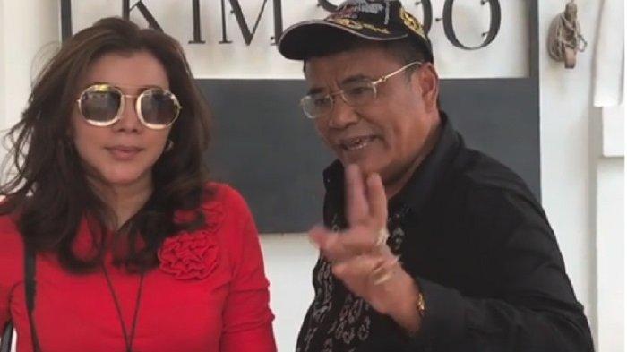 Poles Penampilan sebelum Sidang, Aspri Hotman Paris Boyong Tim Klinik Kecantikan ke Bali