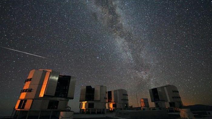 Catat Malam Besok Diperkirakan Terjadi Hujan Meteor Dahsyat 30 Meteor Per Jam Jatuh Bisa Dimana Saja