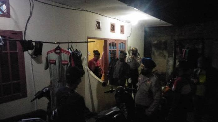 Empat Orang Muda-mudi di Dalam Kontrakan Digelandang ke Polres Pangkalpinang