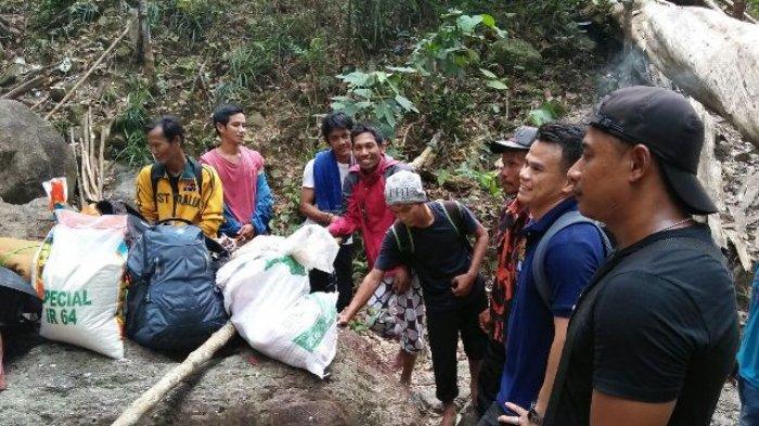 5 Orang yang Resahkan Warga, Akhirnya Ditemukan di Tengah Hutan Bukit Maras