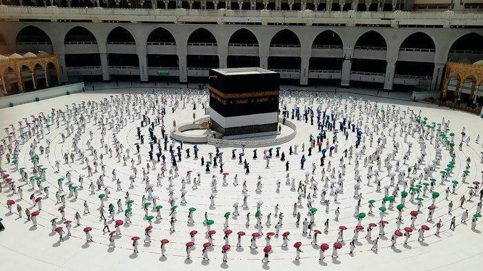 Ibadah Haji Dibatasi Jumlahnya, Inilah Negara dan Organisasi yang Mendukung Kebijakan Arab Saudi