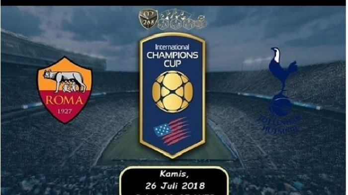 Tonton Live Streaming AS Roma vs Tottenham di TVRI Pagi Ini Pukul 09.05 WIB