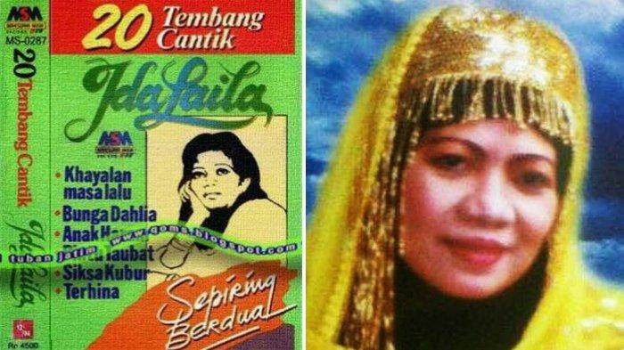 Lagu Dangdut-Chord dan Lirik Lagu dipopulerkan Ida Laila, Lagu 'Malam Pertama' Kunci dari F