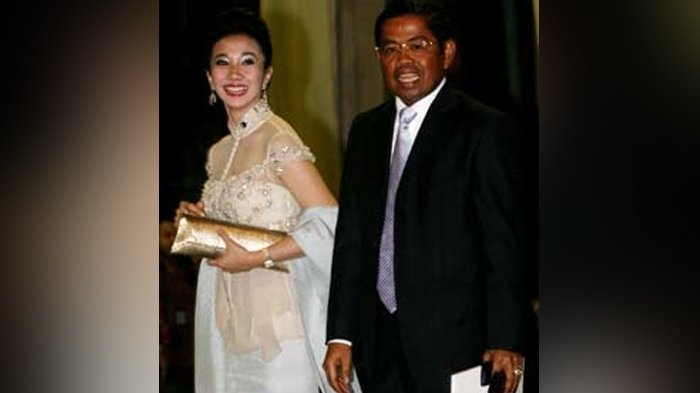 Kisah Idrus Marham Jatuh Cinta Pada Presenter Cantik Muda, Presiden-Wapres Jadi Saksi Pernikahannya