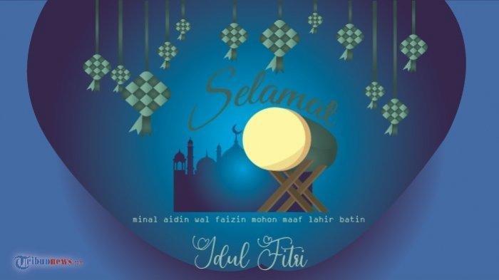Beredar di WA & IG Ucapan Selamat Hari Raya Idul Fitri Mengunakan Bahasa Daerah Sunda hingga Batak