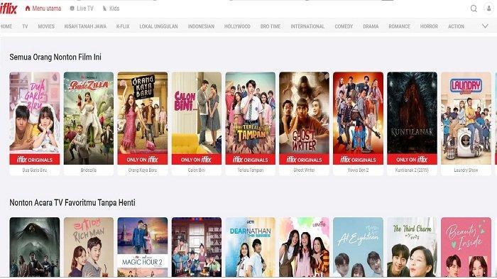 Tak Perlu ke Bioskop, Inilah 25 Situs Download dan Streaming Film Tanpa Harus Keluar Rumah