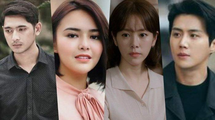 Begini Kalau Sinetron Ikatan Cinta Dibuat Versi Drama Korea, Ini Pemeran Andin dan Aldebaran