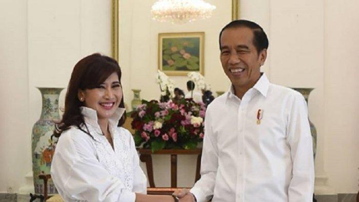 Buat Geger Ike Muti Disomasi Pemprov DKI Jakarta terkait Tudingan Soal Foto Jokowi