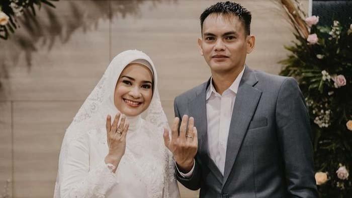 Ikke Nurjanah menikah dengan Karlie Fu, Jumat (5/2/2021)