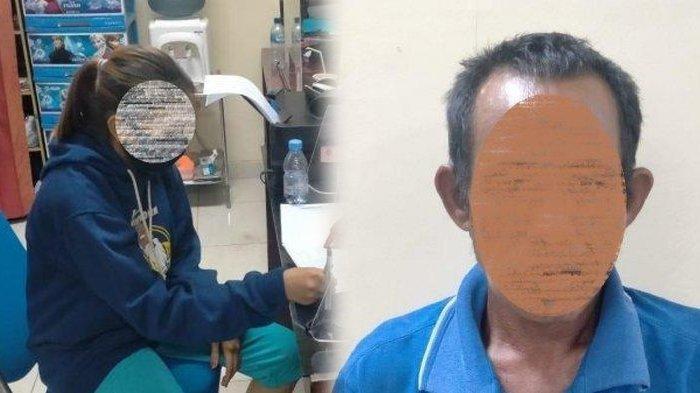 Kalap Lihat ABG Telentang Tak Pakai Celana Seusai Digauli Pacar, Kakek Ikut Nafsu Lalu Jadi Bejat