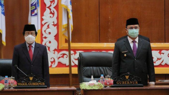 Gubernur dan Wagub Bangka Belitung Hadiri Pelantikan Pengganti Antar Waktu Anggota DPRD Babel