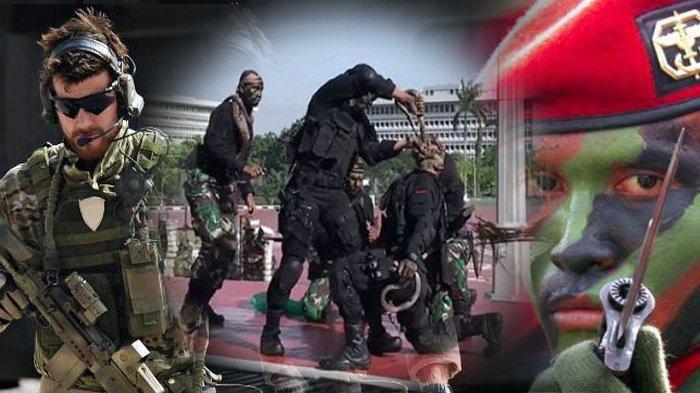 ILMU Kopassus yang Ditakuti Satuan Elit Asing, Mampu Tembak Musuh 300 Meter Tanpa Teropong