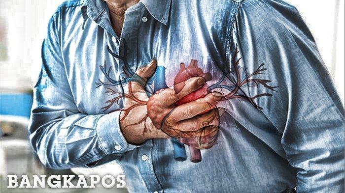 Sering Disalah Artikan Penyakit Asam Lambung, Ternyata Gejala Penyakit Jantung Koroner, Waspada!