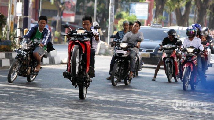 Tol Cisumdawu Dijadikan Ajang Balap Liar Saat Ngabuburit, Puluhan Pemuda Diamankan Polisi dan TNI