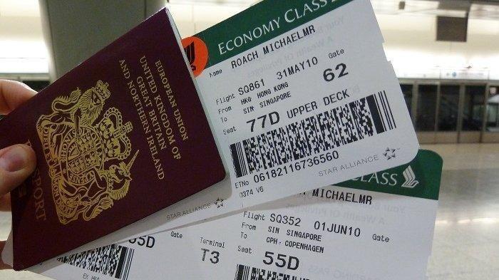 KENALI Arti Kode Huruf pada Boarding Pass, Termasuk Kode SSSS