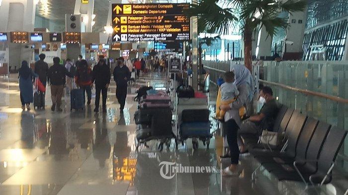 Aturan Terbaru, Penumpang dari Bandara Soekarno-Hatta Tak Lagi Wajib Bawa STRP, Wajib Bawa Ini