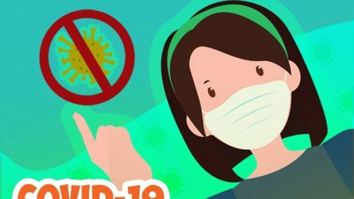 Ratna Tetap Pakai Masker dan Jaga Jarak Meski Sudah 2 Kali Divaksin