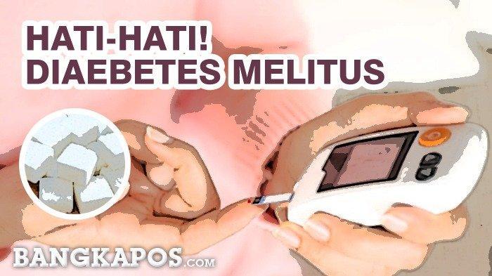 Jangan Sampai Prediabetes Menjadi Diabetes, Begini Cara Mencegahnya
