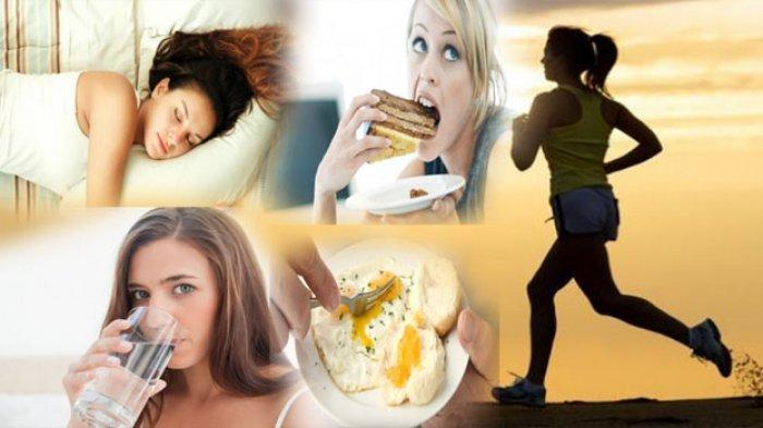 Ini Tips Menjaga Berat Badan Agar Tetap Ideal dalam Jangka Panjang