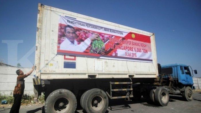 Badan Karantina Ajak Generasi Milenial Garap Pasar Ekspor Pertanian
